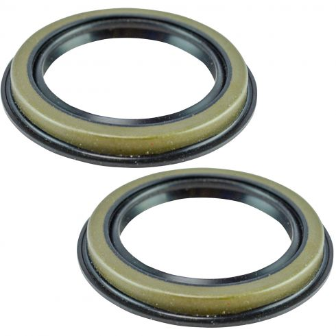 Ford Mercury Various Front Wheel Seal Pair