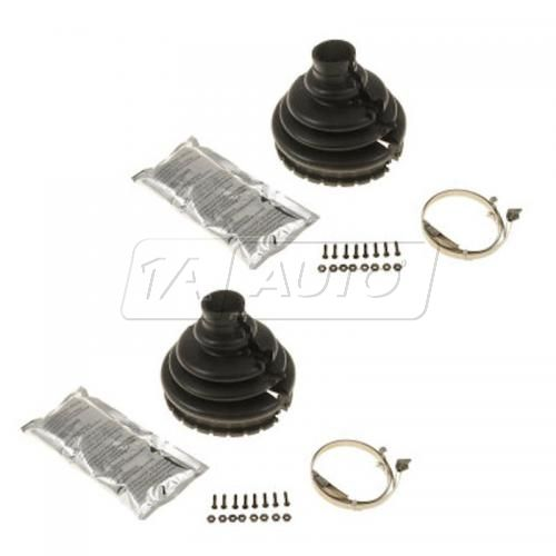 79-03 AUDI GM Nissan Multifit CV Joint Repair Kit PAIR (Speedi-Boot)