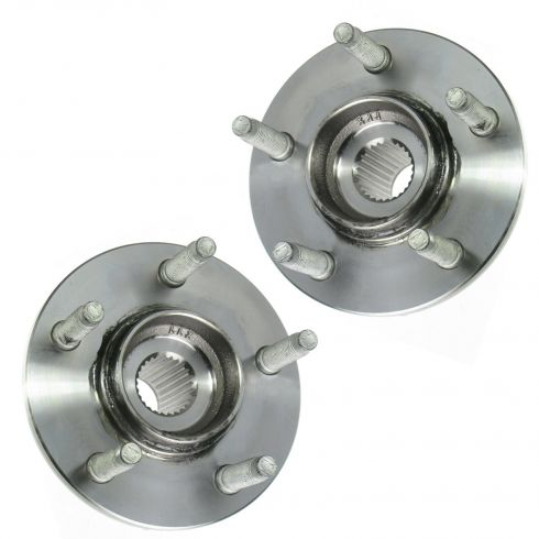 96-06 Ford FWD Cars Front Hub & Bearing Assy (MOTORCRAFT) PAIR