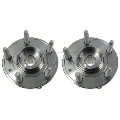 05-07 Ford 500, Freestyle, Montego; 08-09 Sable, Taurus, X AWD Rr Hub Bearing  (MOTORCRAFT) PAIR