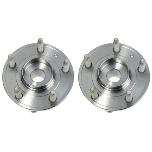 05-07 Ford 500, Freestyle, Montego; 08-09 Sable, Taurus, X Front Hub Bearing  (MOTORCRAFT) PAIR