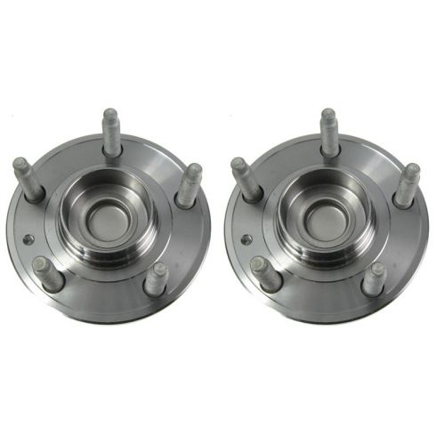 05-07 Ford 500, Freestyle, Montego; 08-09 Sable, Taurus, X FWD Rr Hub Bearing (MOTORCRAFT) PAIR