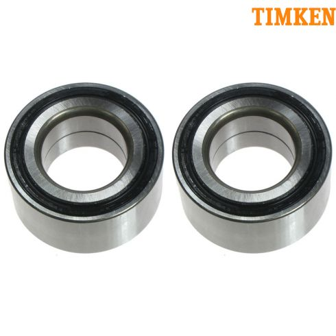 98-05 Honda Accord Civic Acura CL TL Hub Bearing FRONT PAIR (TIMKEN)
