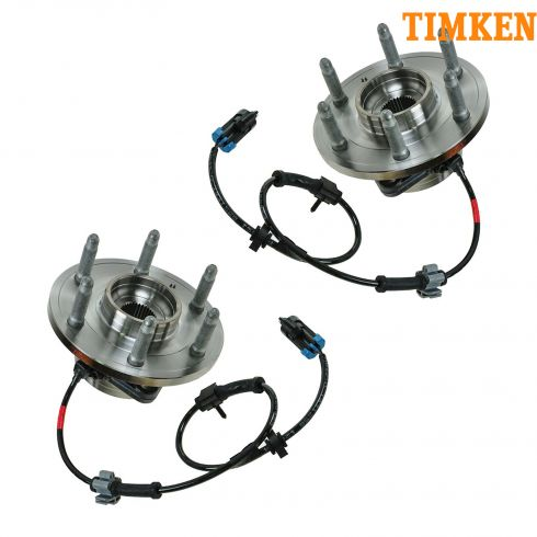 GM 2005-99 HUB BEARING - FRONT 4WD 2005-00 ESCALAD (Timken) PAIR