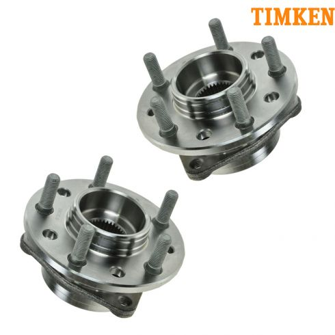 CHRYSLER 2004-93 HUB BEARING - FRONT EAGLE VISION (Timken) PAIR