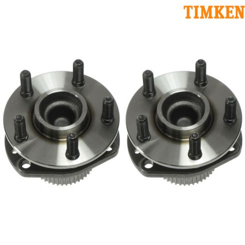 CHRYSLER 2000-96 HUB BEARING - REAR 2000-96 T&C CA (Timken) PAIR