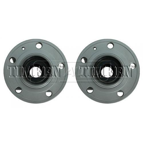 99-09 Volvo 60 70 80 Series Multifit Front Wheel Bearing & Hub Assy LF = RF (Timken) PAIR