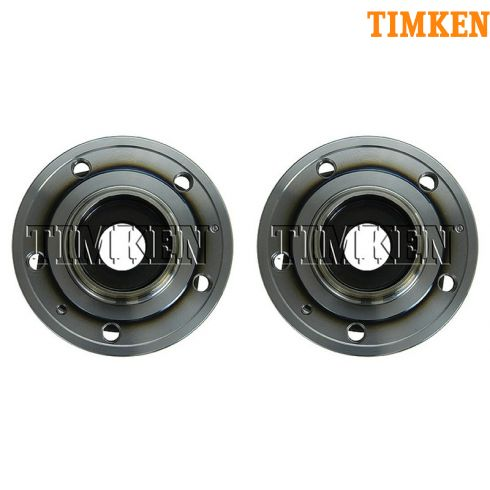 99-04 Volvo 70 Series Front Wheel Bearing & Hub Assy LF = RF (Timken) PAIR