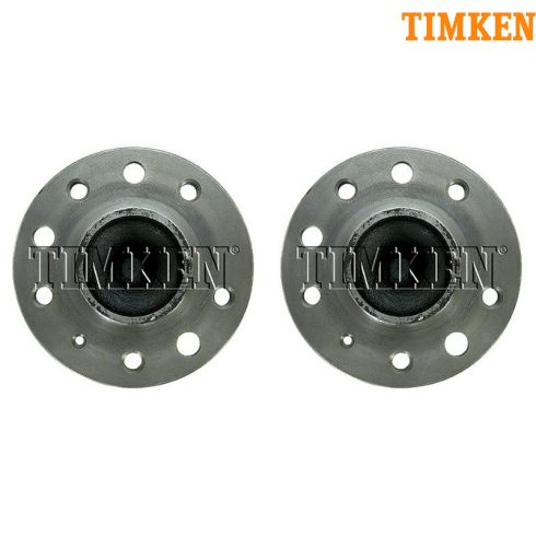00-05 Saturn L Series Multifit Rear Wheel Hub & Bearing (w/o ABS) LR = RR (Timken) PAIR