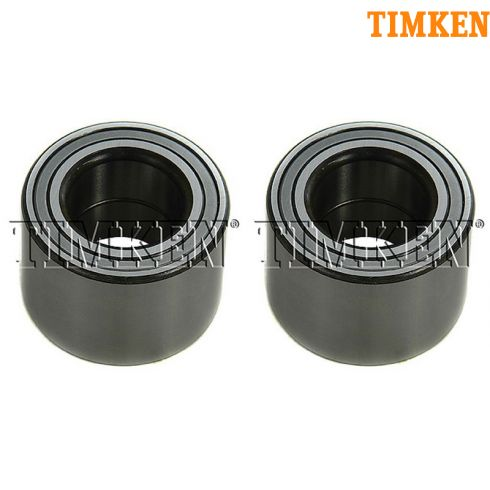 00-10 Ford Focus Rear Wheel Hub Bearing for Models w/Repl Bearing  PAIR (TIMKEN)