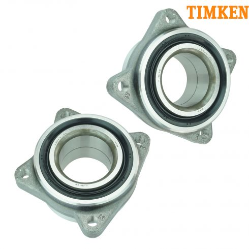 95-99 Acura TL, CL; 95-97 Accord V6; 95-98 Odyssey; 96-99 Isuzu Oasis Front Wheel Bearing PAIR