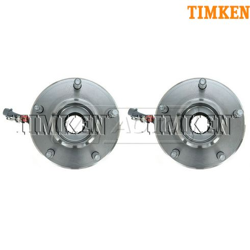 1997-08 Chevy Corvette; 04-08 Cadillac XLR; 06-07 XLR-V Rear Wheel Hub & Bearing PAIR