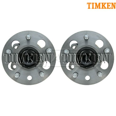 98-03 Toyota Sienna Rear Wheel Bearing & Hub Assy PAIR  (Timken)