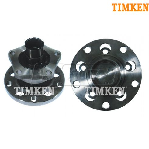 98-04 Audi A6; 98-05 VW Passat Rear Wheel Hub & Bearing LR = RR PAIR (TIMKEN)