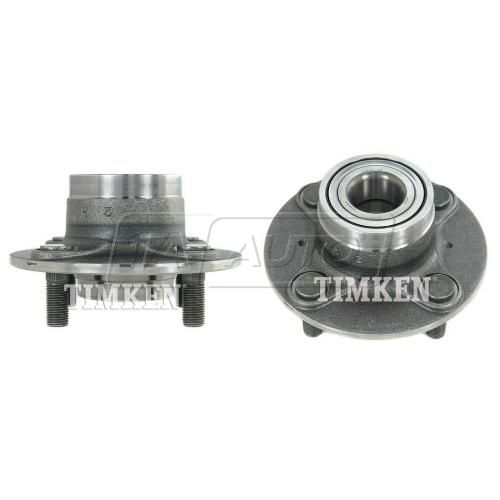 02-05 Suzuki Aerio, 95-02 Esteem w/o ABS Rear Wheel Hub & Bearing PAIR (TIMKEN)