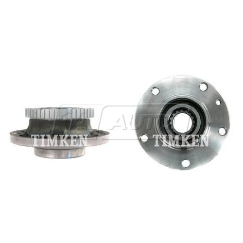 89-91 BMW 5 Series; 88-92 7 Series; 91 850I; 91-94 M5 Front Wheel Hub & Bearing  PAIR  (TIMKEN)