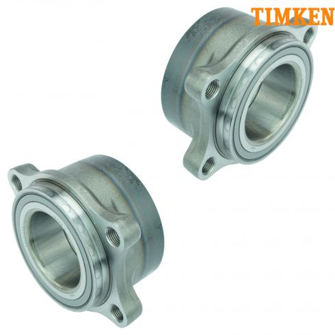 03-09 Infiniti FX35; 03-08 FX45 Rear Wheel Bearing Module PAIR (TIMKEN)
