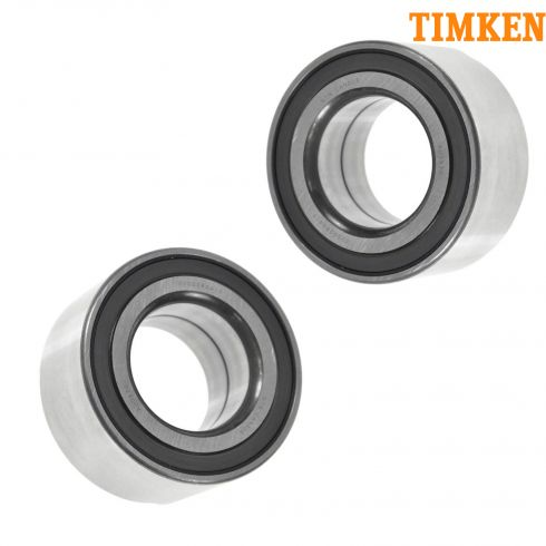 07-11 Dodge Caliber, Jeep Patriot; 07-10 Compass Front Wheel Hub Bearing PAIR (Timken)