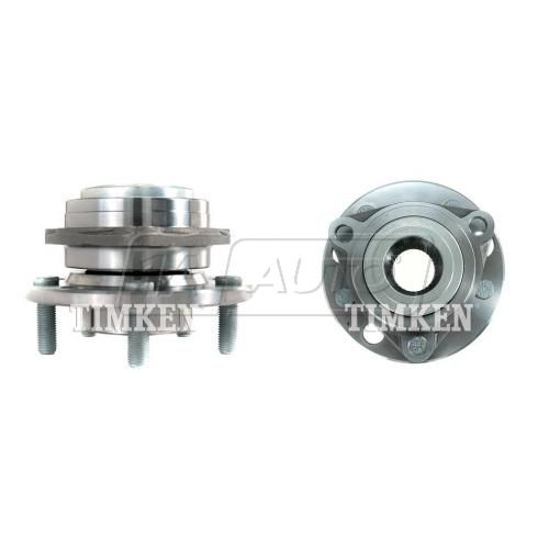 92-93 GM FWD Mid Size Cars w/o ABS Frnt Hub & Brng PAIR (Timken)