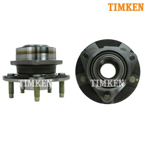 02-07 Vue; 06 Torrent; 05-06 Equinox Hub & Brng w/o ABS PAIR (Timken)