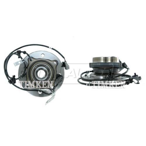 98-99 Dodge 3500 4x4 DRW w/AWAL Front Hub & Bearing PAIR (Timken)