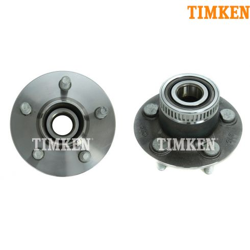 95-06 Chrysler Mid Size w/ABS Rear Hub & Bearing PAIR (Timken)