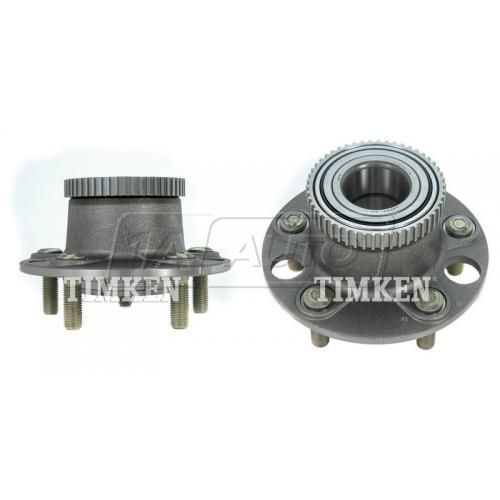 91-95 Acura Legend Rear Hub and Bearing Assy PAIR (Timken)