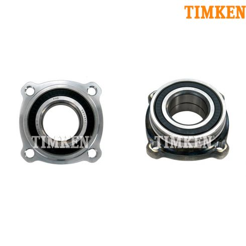 00-08 BMW 5, 6, 7, & X Series Rear Hub Bearing PAIR (Timken)