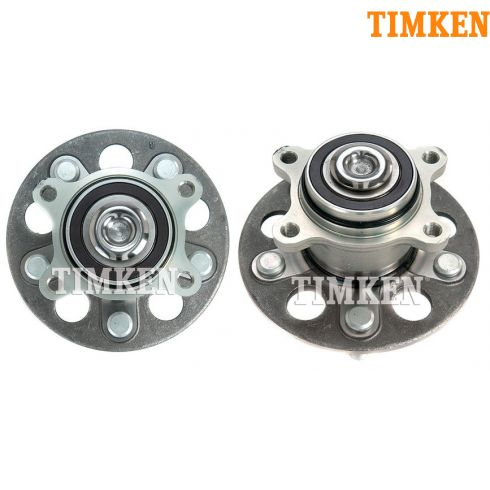 06-10 Honda Civic Hybrid Rear Wheel Bearing & Hub PAIR (Timken)