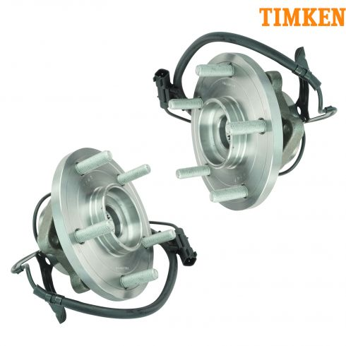 09-10 Dodge Journey Rear Wheel Bearing & Hub Assy PAIR (Timken)