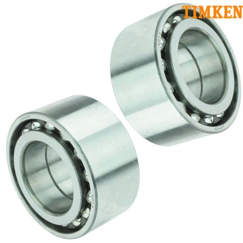 95-02 Suzuki Esteem; 89-94 Swift Front Wheel Hub Bearing PAIR (Timken)
