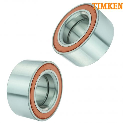 89-94 Audi 100, 200; 03-08 Audi RS6, A4 Rear Wheel Hub Bearing PAIR (Timken)