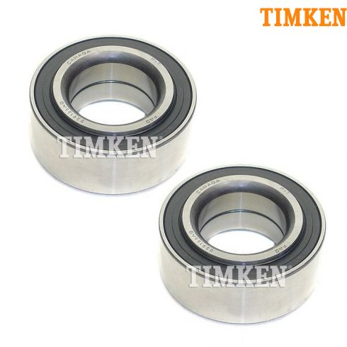 91-02 Saturn SC, SL, SW Series Front Wheel Hub Bearing PAIR (Timken)