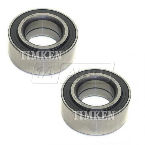 90-93 Geo Storm; 90-92 Impulse; 91-93 Stylus Front Wheel Hub Bearing PAIR (Timken)