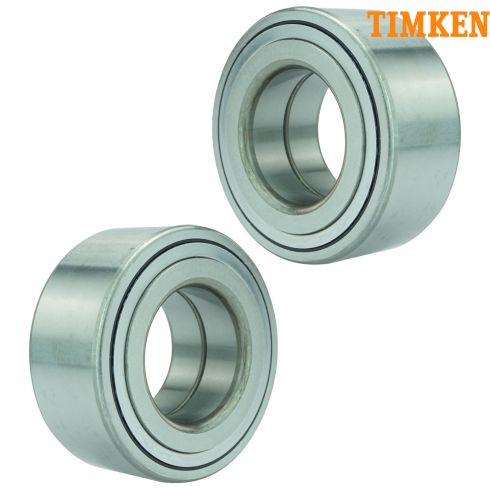 99-08 Hyundai Multifit; 01-02 Kia Magentis, Optima Front Wheel Hub Bearing PAIR (Timken)