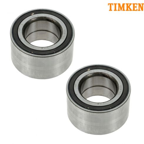 06-11 Honda Civic w/1.8L (US Built), Civic Hybrid w/1.3L Front Wheel Hub Bearing PAIR (Timken)