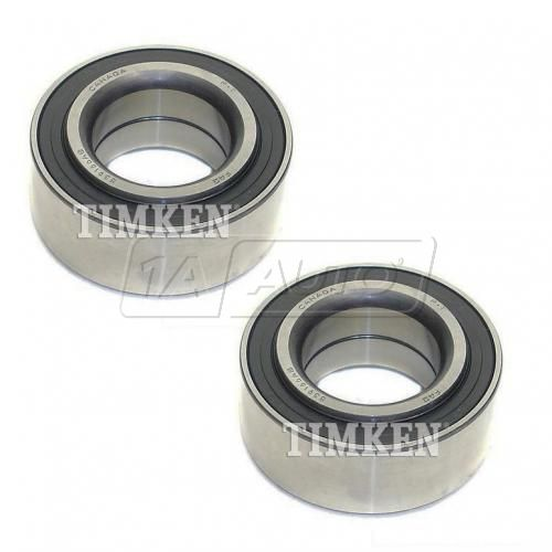 85-89 Toyota MR2 Front Hub Wheel Bearing PAIR (Timken)