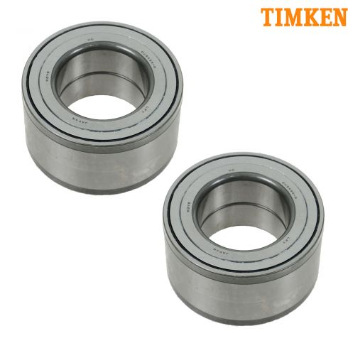 96-02 Toyota 4Runner; 01-07 Sequoia; 95-04 Tacoma; 00-06 Tundra Front Hub Whl Brng PAIR (Timken)