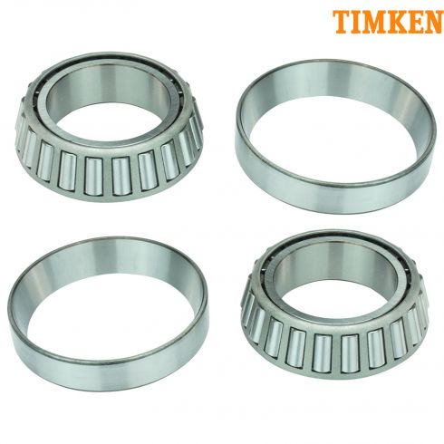 96-99 SLX; 94-01 Passport; 88-02 Isuzu Multifit Front Inner Wheel Bearing & Race PAIR (Timken)
