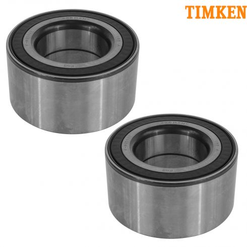 06-13 BMW 3 Series; 06-11 5 Series; 04-13 X3; 00-09 X5; 12 650i Front Wheel Bearing PAIR (Timken)