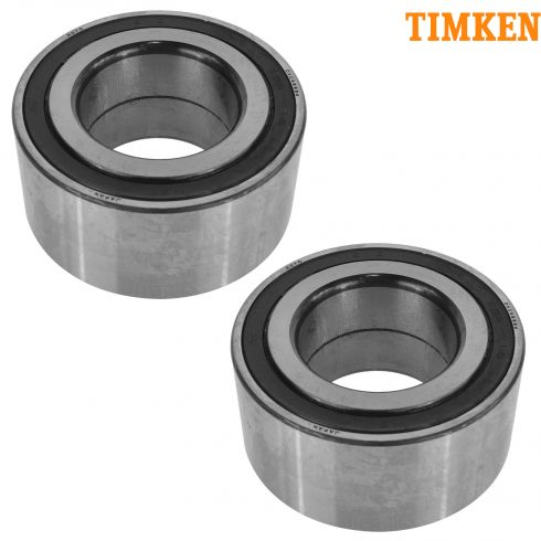 98-07 Lexus LX470 Toyota Land Cruiser Rear Hub Bearing PAIR (Timken)