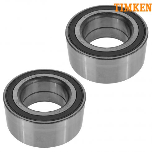 09-14 Acura TL, TSX; 08-12 Honda Accord;10-14 Crosstour Front Hub Wheel Bearing PAIR (Timken)