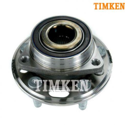 10-11 Buick Allure, Lacrosse Rear Wheel Bearing & Hub Assy LR = RR (Timken)