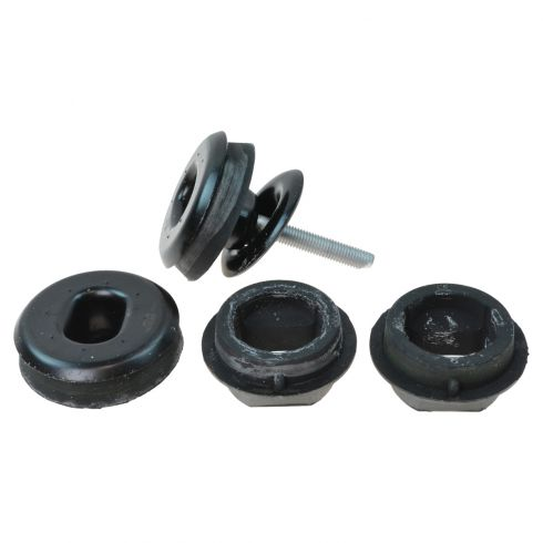 00-05 Chevy Monte Carlo, Impala Front Subframe Rear Bushing Insulator & Bolt Kit LR = RR (Dorman)