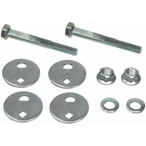 Cam Bolt Kit Front Upper Control Arm (MOOG K8740)