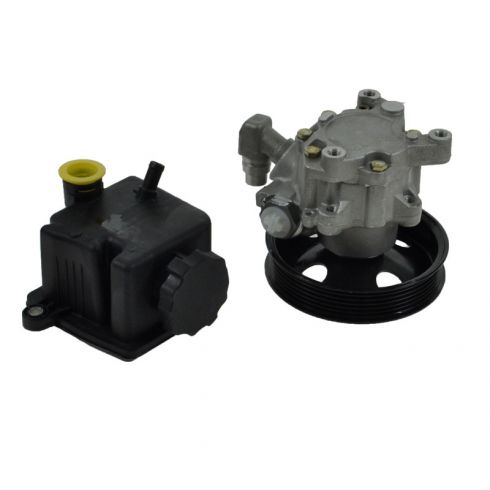 Power Steering Pump with Reservoir