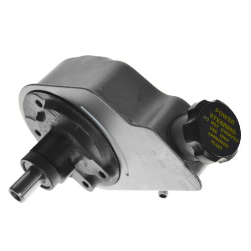 96-05 GM, Isuzu Mid Size SUV w/4.3L Power Steering Pump w/Reservoir (w/o Pulley)