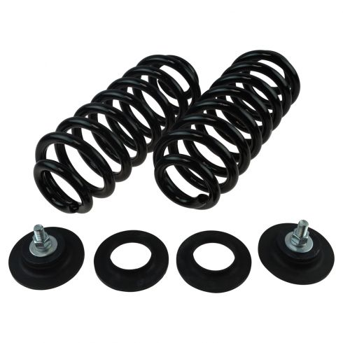 00-06 BMW X5 Complete Rear Air Spring to Coil Spring Conversion Kit