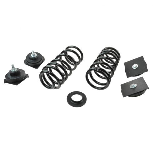 97-02 Lincoln Continental Complete Rear Air Spring to Coil Spring Conversion Kit