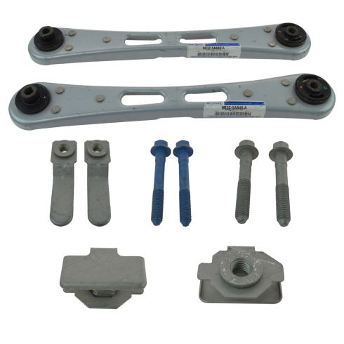 05-14 Ford Mustang Multifit Rear Lower Control Arm SVT Performance Upgrade Set (Ford SVT)